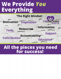 We provide you everything
